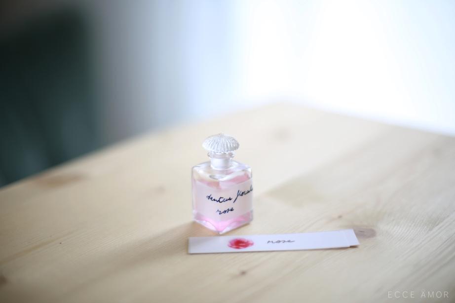 Eau de rose - Ecce Amor