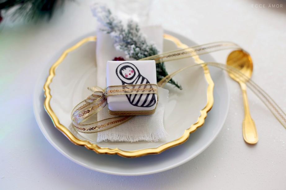 Table Decorative Noel - Ecce Amor
