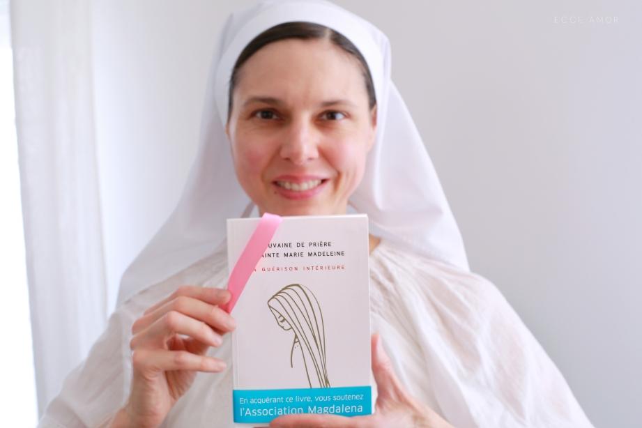 Marie Madeleine Author - Ecce Amor